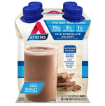 Atkins US Ready to Drink Shakes - Milk Chocolate Delight Set of 4
