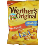 Werthers Original Sugar Free Butter Candies 80g bag SALE Best before 31 January 2019