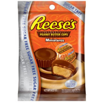 Reeses Sugar Free Peanut Butter Cups 85g SALE Best before 31 August 2018